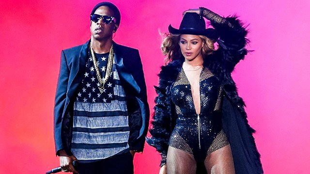 Jay-Z and Beyonce (Source: Associated Press/Invision for Parkwood Entertainment)
