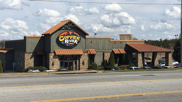 Copper River Grill on Highway 9 (Mar. 20, 2018/FOX Carolina)