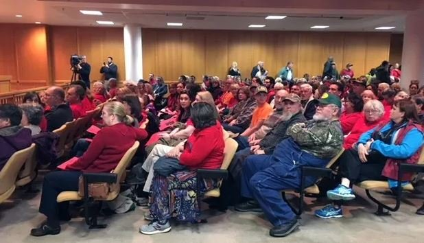 Public hearing for Greenville County animal ordinance (Mar. 6, 2018/FOX Carolina)