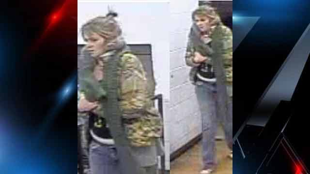 Police are looking to identify this woman. (Source: APD)