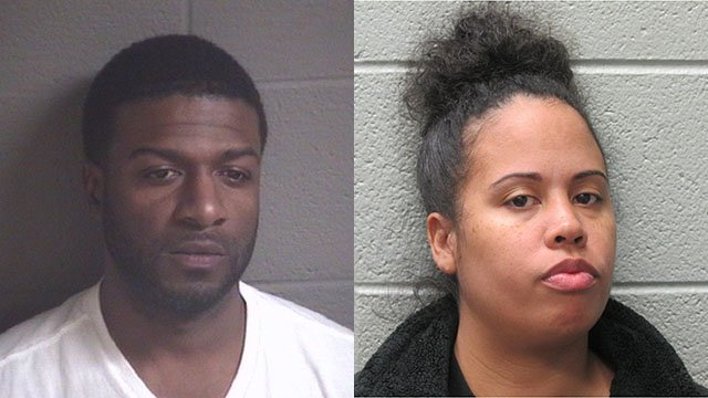 Boevino Hammond (left) and Britney Dalton (right) (Source: HCSO)
