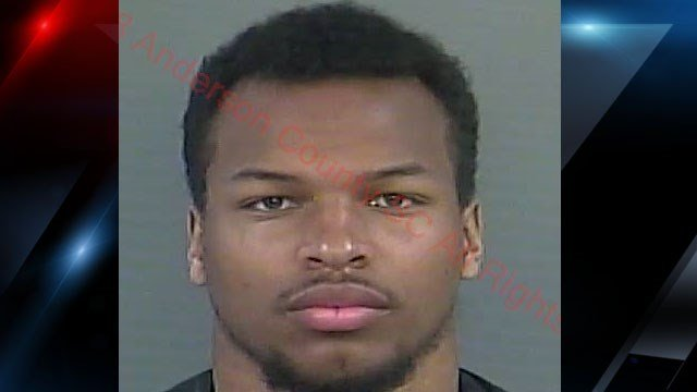 O'rondias Torray Johnson (Source: Anderson Co. Detention Center)