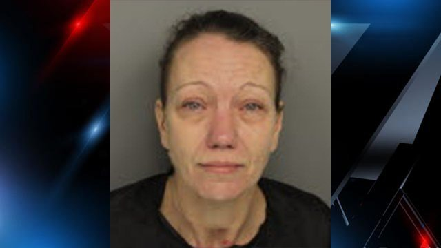 Angela McCall (Source: Greenville Co. Detention)