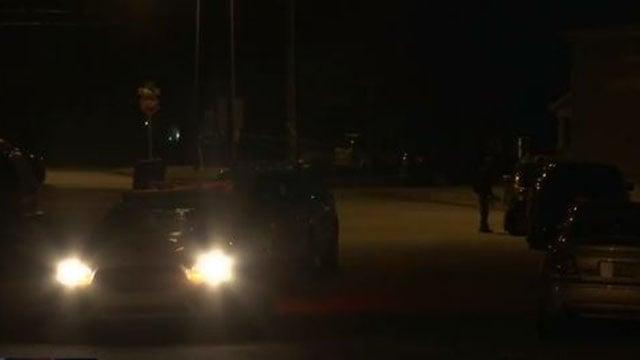 Man dead from self-inflicted gunshot in Spartanburg (FOX Carolina/3/25/18)