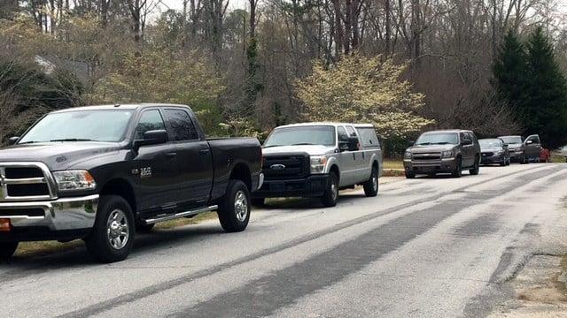 SLED investigating shooting in Union County (Mar. 27, 2018/FOX Carolina)