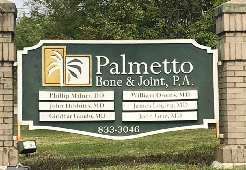 Palmetto Bone and Joint (FOX Carolina/ March 29, 2018)