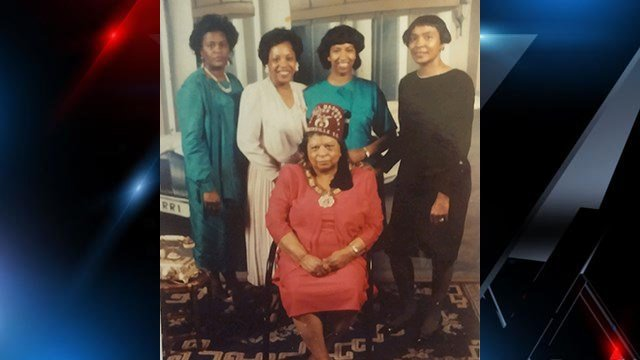China Lee Hudson was a member of the Eastern Star Shriners for more than 61 years. (Source: Family)