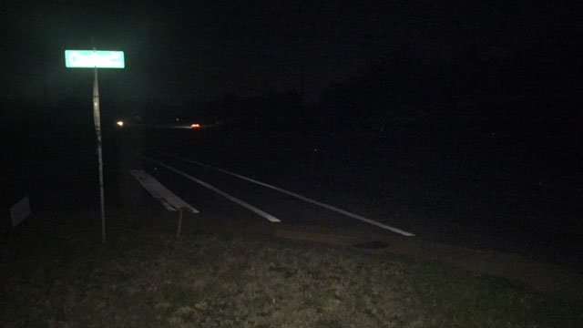 Power outage in Greenville Co. (FOX Carolina/ 4/1/18)