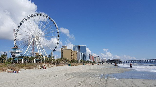 Myrtle Beach (Source: Wikimedia Commons)