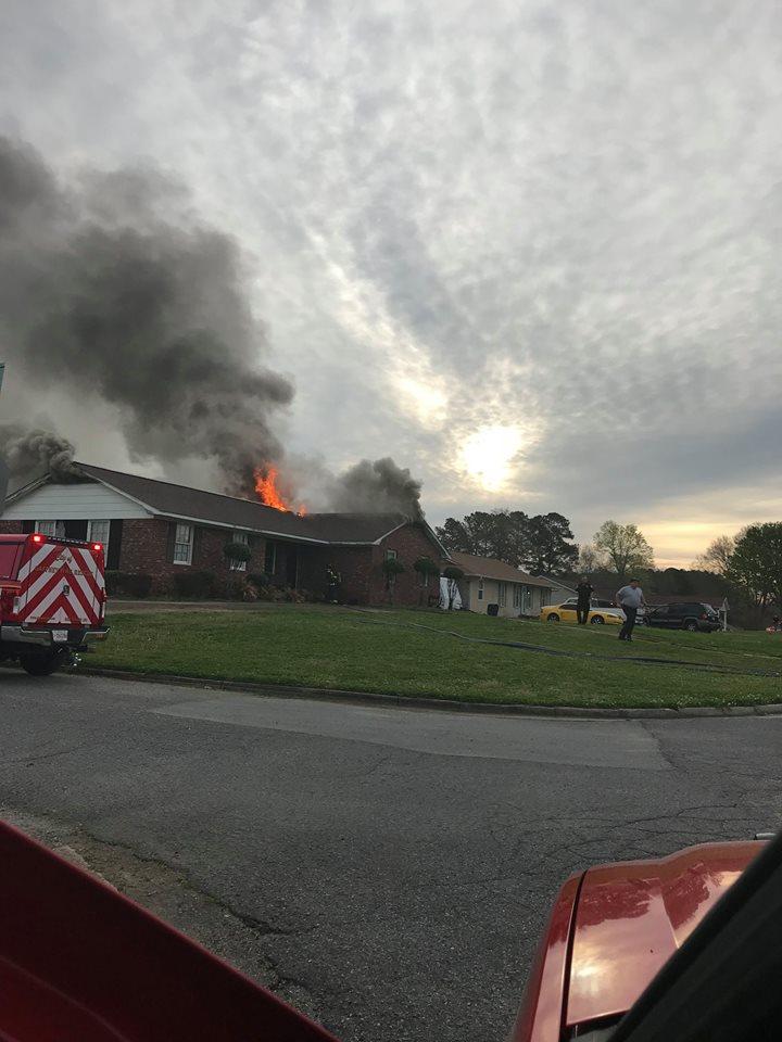(Source: Gaffney City Fire Department)