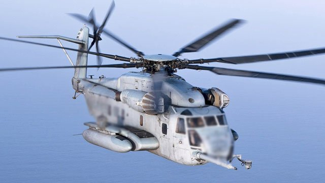 CH-53E Super Stallion (Source: Wikimedia Commons)
