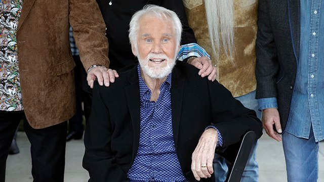 Kenny Rogers (Source: Associated Press)