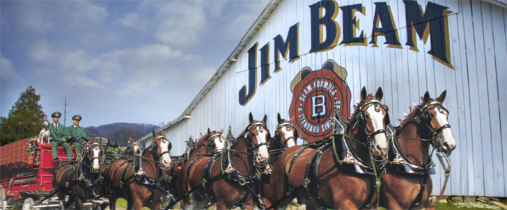 The two brands will launch cross-merchandising campaign and new brew (Source: Anheuser Busch)