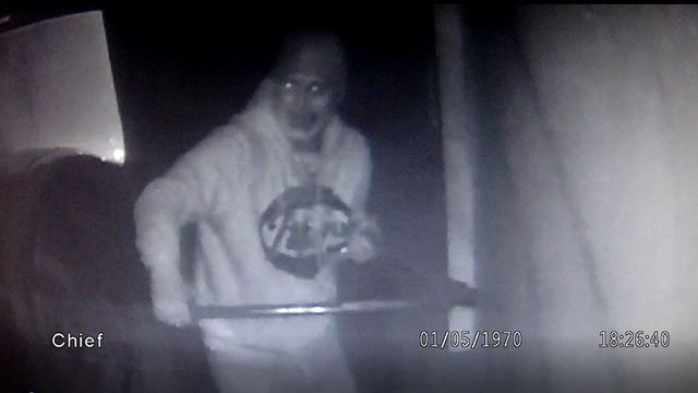 Suspect police say broke into storage units in Chesnee in February (Source: Chesnee PD)