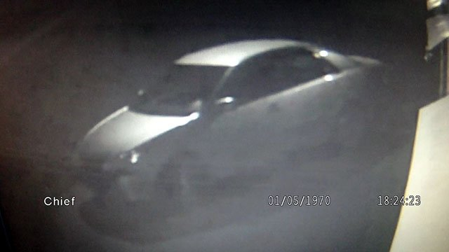 Suspect vehicle involved after police say man broke into storage units in Chesnee in February (Source: Chesnee PD)