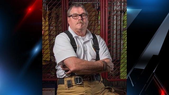 Fire chief Richard Sales (Source: Asheville FD)