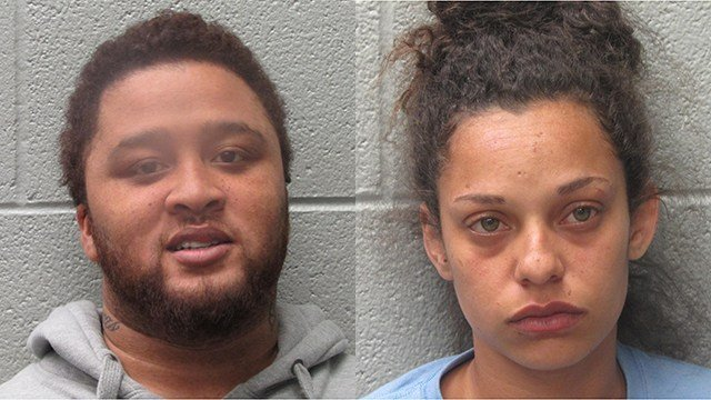 Lequon Young and Tequilla Cribb (Source: HCSO)
