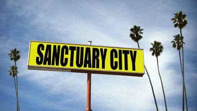 Sanctuary City. (file/AP Images)