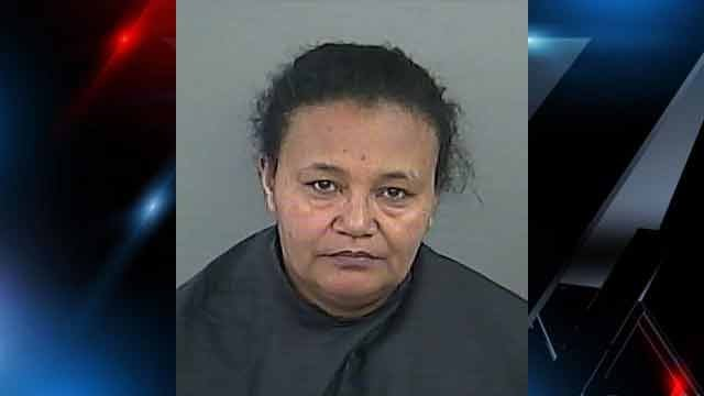 Meseret Kifle. (Source: Anderson Co. Detention Center).