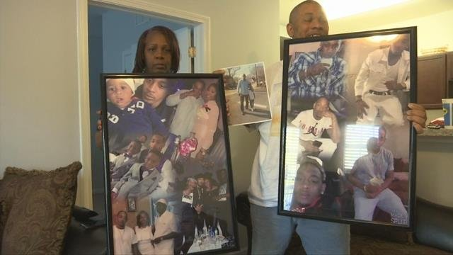 Family remembers Lamarckus Boswell after fatal shooting (FOX Carolina/ 4/12/18)