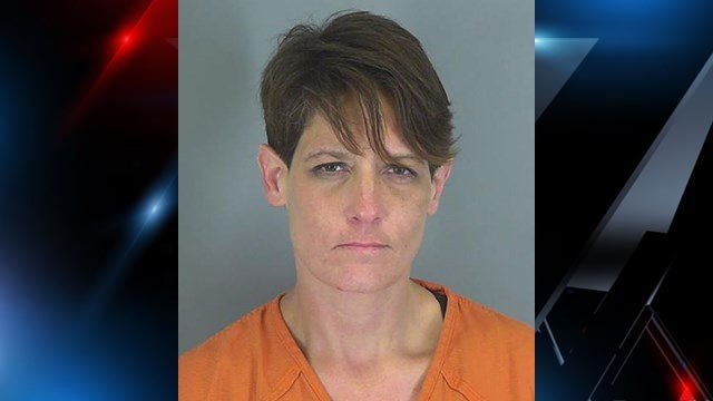 Kimberly Gwinn (Source: Spartanburg Co. Detention)