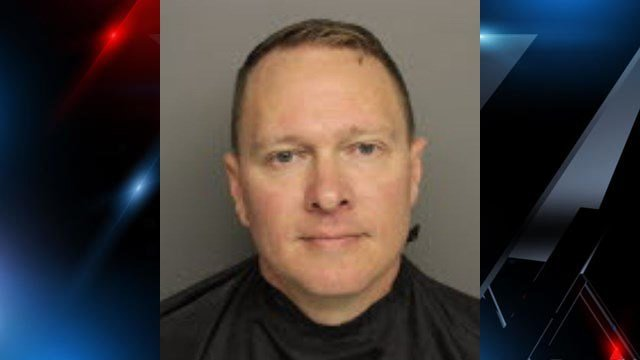 Mugshot for suspended Sheriff Will Lewis (Source: Greenville Co. Detention)