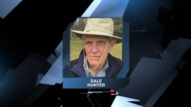 Deputies confirm body of Dale Hunter found in Greenville