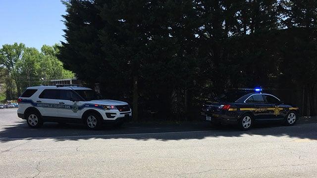 Manhunt in Greenville County (Apr. 20, 2018/FOX Carolina)