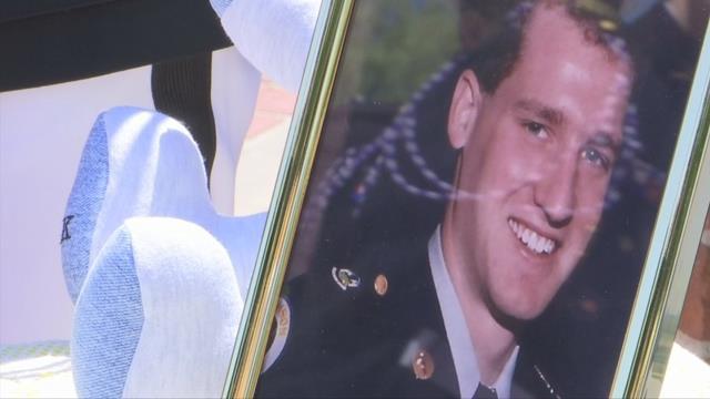 Memorial service held for Jason Knapp, missing for 20 years