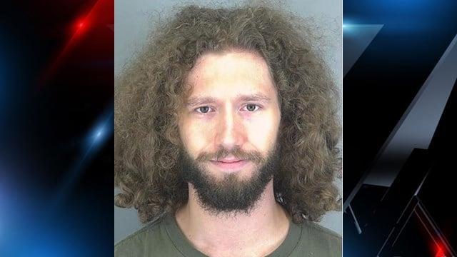 Brandon Meyer (Source: Spartanburg Co. Detention)