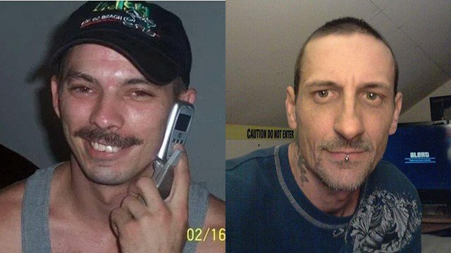 Aron Lucas Young (L) Jerry Dwayne Farmer (R). (Source: Solicitor)