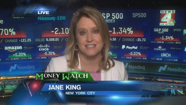 Money Watch with Jane King - April 25