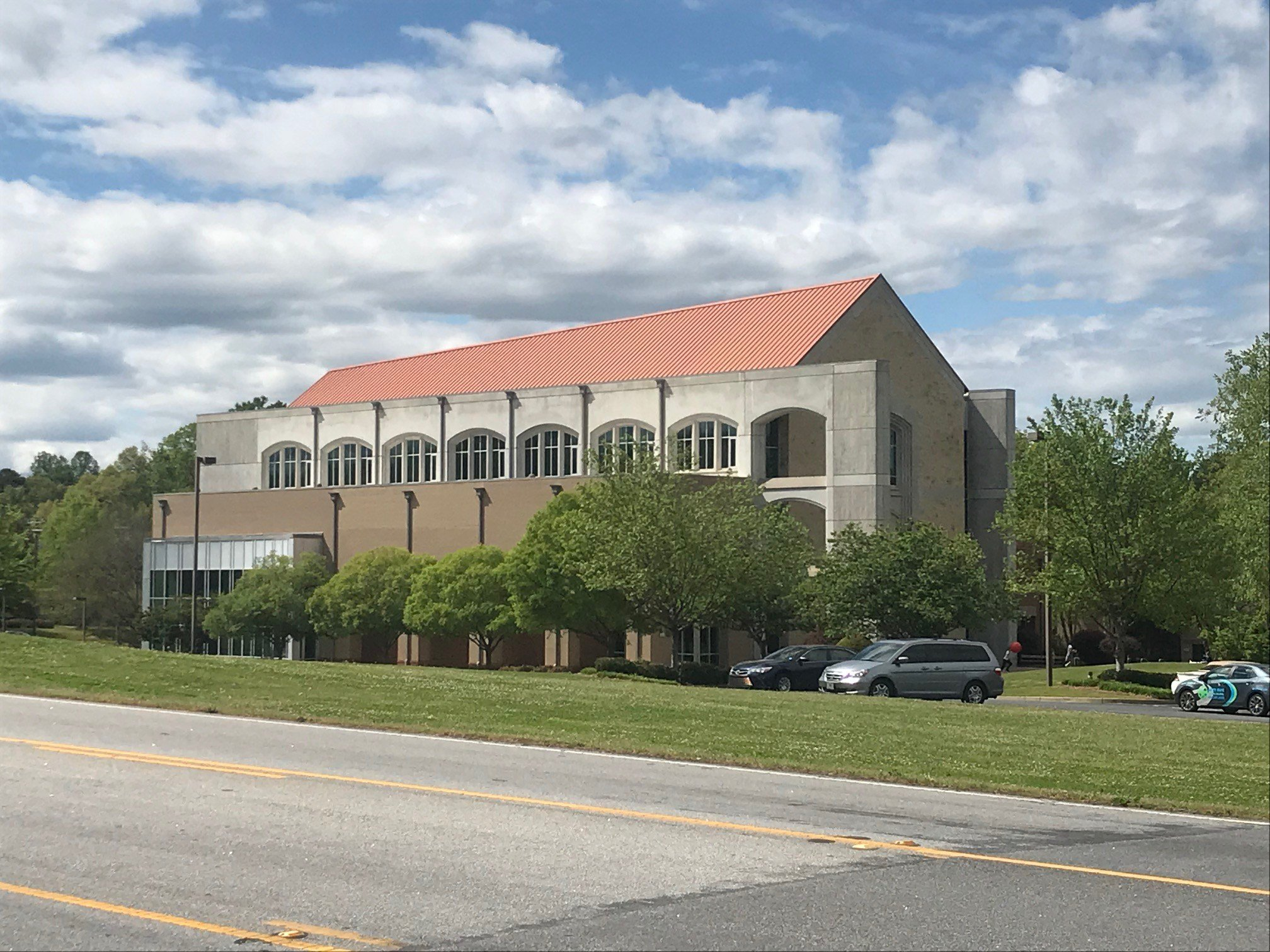 Prince of Peace Catholic School (Apr. 25, 2018/FOX Carolina)