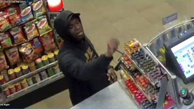 Person caught on camera using credit card stolen from vehicle in Simpsonville (Source: Simpsonville PD)