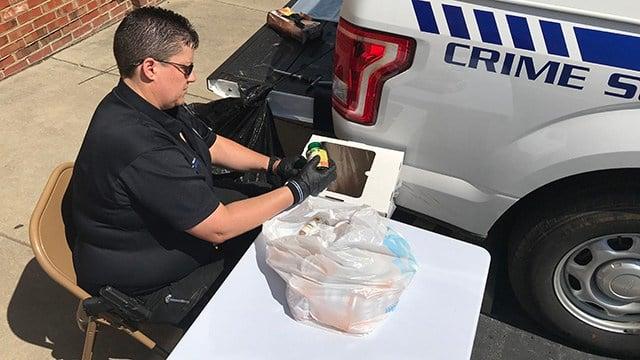 Drug Take-Back Day in Spartanburg. (4/28/18 FOX Carolina)