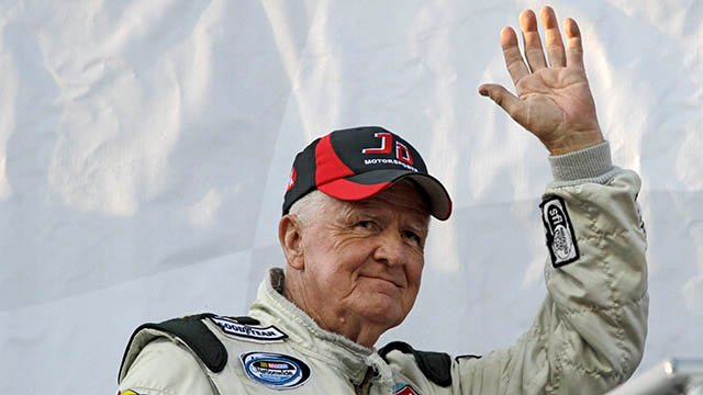 James Hylton. (Source: Brett Flashnick/Associated Press).