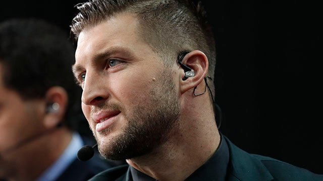 Tim Tebow (Source: Associated Press)