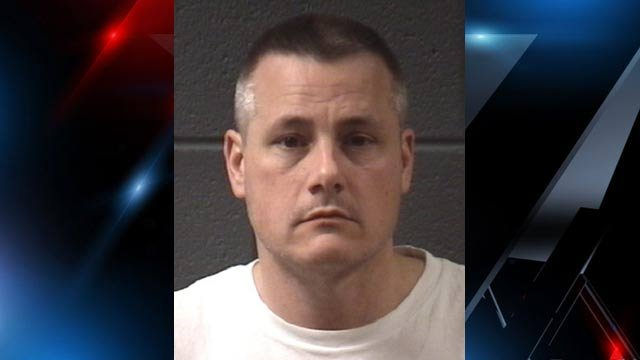 Kevin Calloway (Buncombe Co. Sheriff's Office)