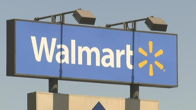 Walmart sign (file/FOX Carolina)
