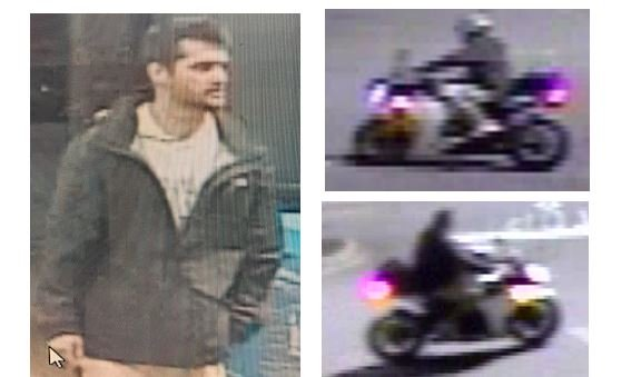 Person of interest in robbery (Source: Asheville PD)
