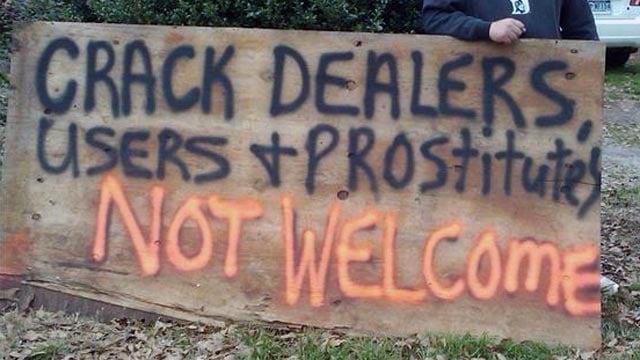 news prostitution drug dealers neighborhood