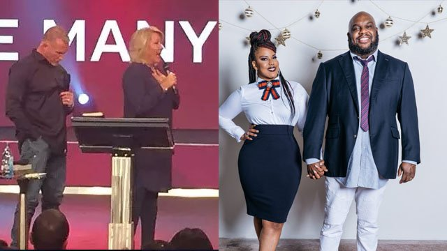 The Carpenters (Left/ File) and the Grays (Right/ Source: Relentless Church)