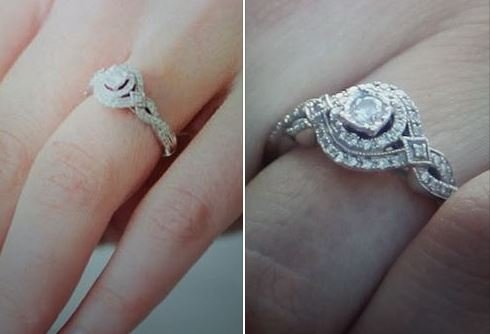 Upstate woman says missing wedding ring found in ChickfilA par