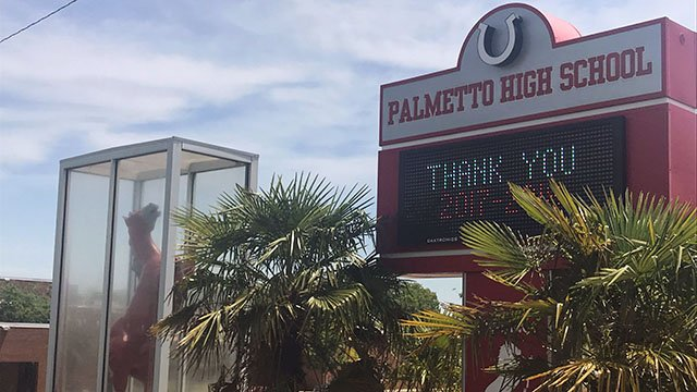 Palmetto High School (May 3, 2018/FOX Carolina)
