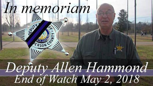 Deputy Allen Hammond. (Source: ACSO).