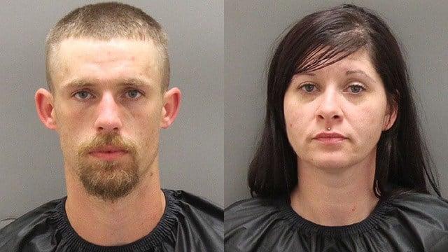 Jonathan Craig and Rebecca Jones (Source: OCSO)