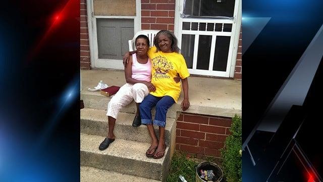Ernestine Gina Dixon (pictured left). (Source: Family)