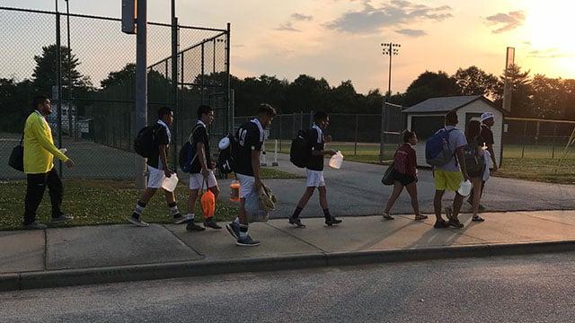 Berea boys soccer team win AAA state title (FOX Carolina/5/12/18)