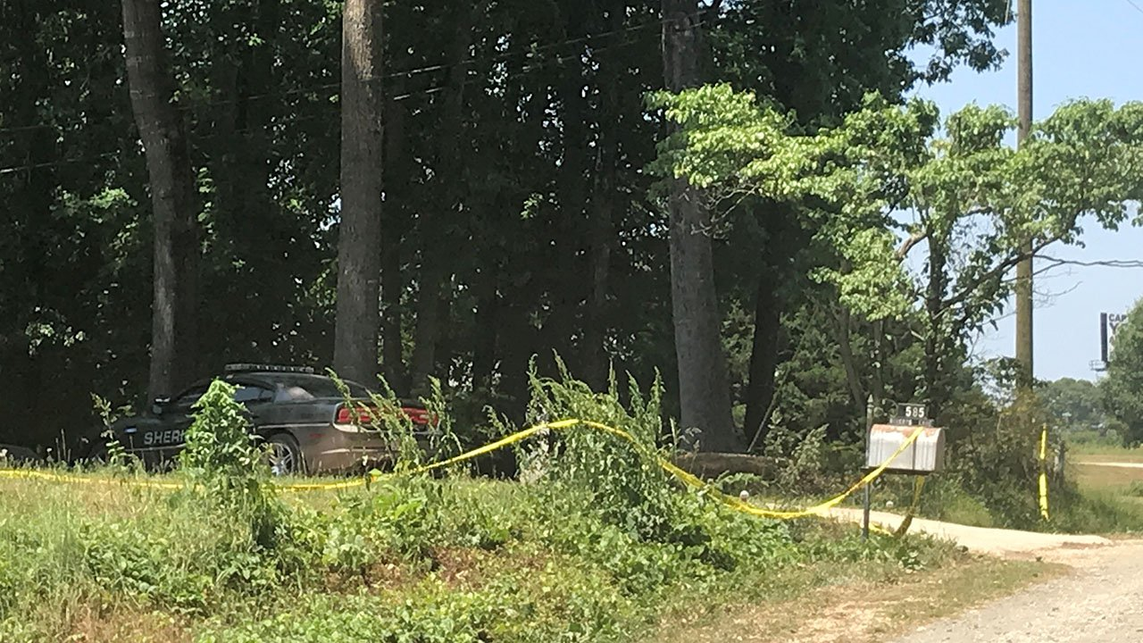 Shooting in Franklin County under investigation (May 14, 2018/FOX Carolina)