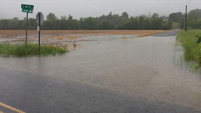 Atlanta Traffic Cams >> Flood warnings issued in Henderson, Transylvania counties - FOX Carolina 21